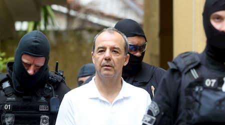 RJ: ex-governador Cabral é condenado a mais 11 anos de prisão