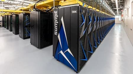 Supercomputador da IBM