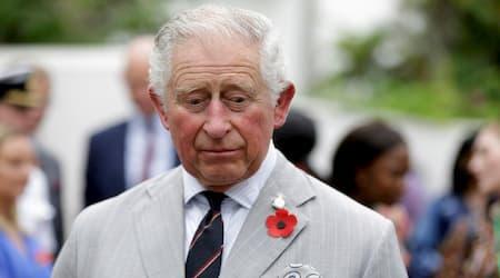 Príncipe Charles tem alta