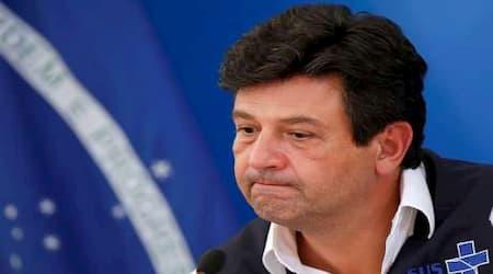 URGENTE: Bolsonaro demite Mandetta e nomeia Nelson Teich