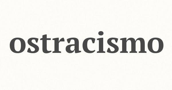 """Ostracismo, o """"prêmio"""" dos interventores! – Joaci Júnior"""