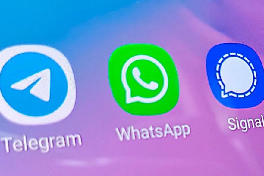 WhatsApp: Telegram e Signal têm milhões de downloads após novas regras do aplicativo do Facebook