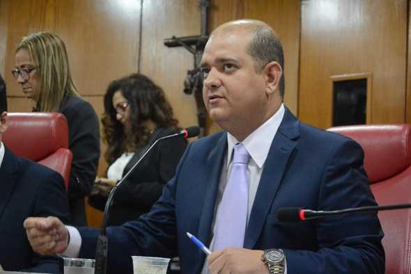 Bruno Farias é anunciado líder do Governo na Câmara Municipal de João Pessoa