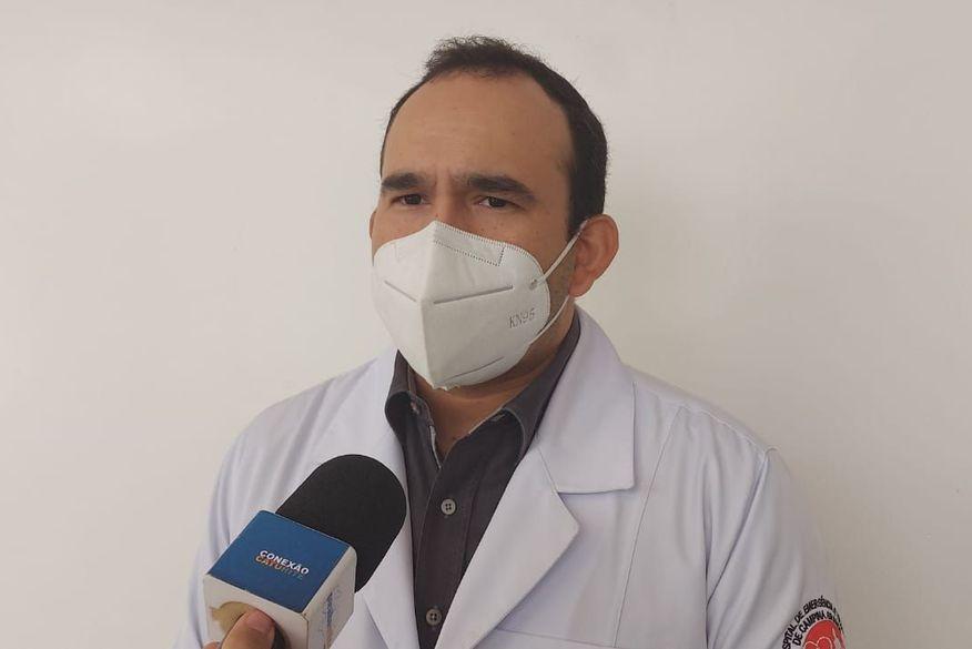 Com hospitais lotados na Grande João Pessoa e no Sertão, pacientes são transferidos para Campina Grande