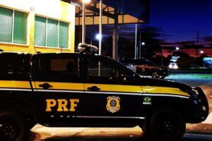Homem fica ferido após perseguição e troca de tiros com a PRF, na PB