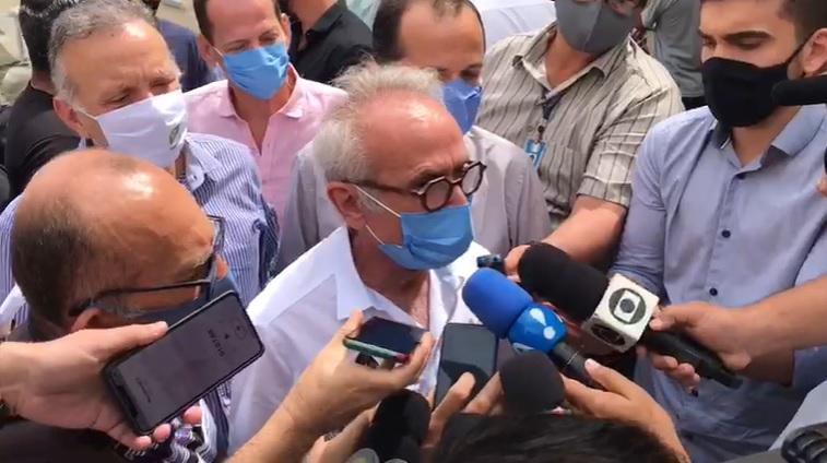 Cícero anuncia cancelamento do feriado do São João na Capital