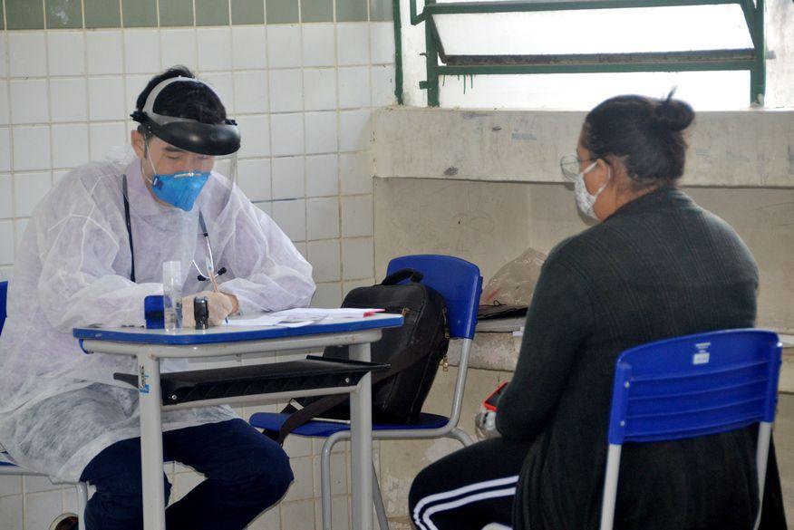 Mais de 1 milhão de pessoas já foram testadas para a covid-19 na Paraíba