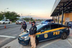 Mesmo com feriado cancelado, PRF intensifica policiamento nas rodovias da Paraíba e inicia Operação São João nesta quarta-feira