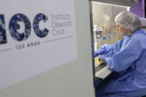 Exame descarta variante Delta em amostras de infectados na Paraíba