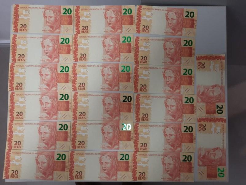 Homem é preso nos Correios ao buscar pacote com R$ 1 mil em cédulas falsas