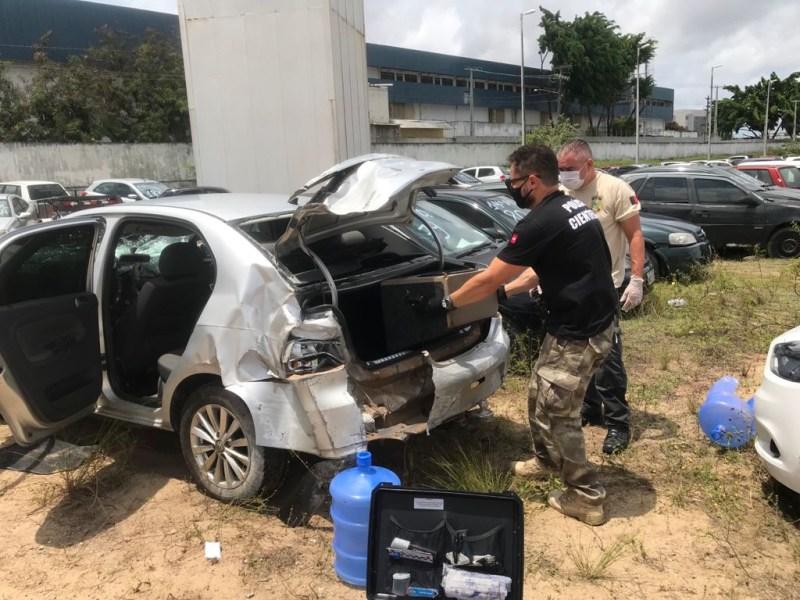 Morte de motoboy: polícia investiga se carro foi adulterado e vê indícios de homicídio