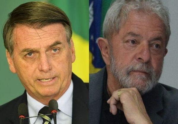 Lula segue à frente de Bolsonaro e, no 2º turno, tem 56%