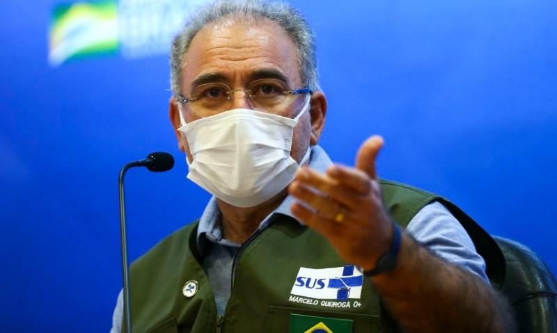 Queiroga nega interferência de Bolsonaro sobre vacinação de adolescentes